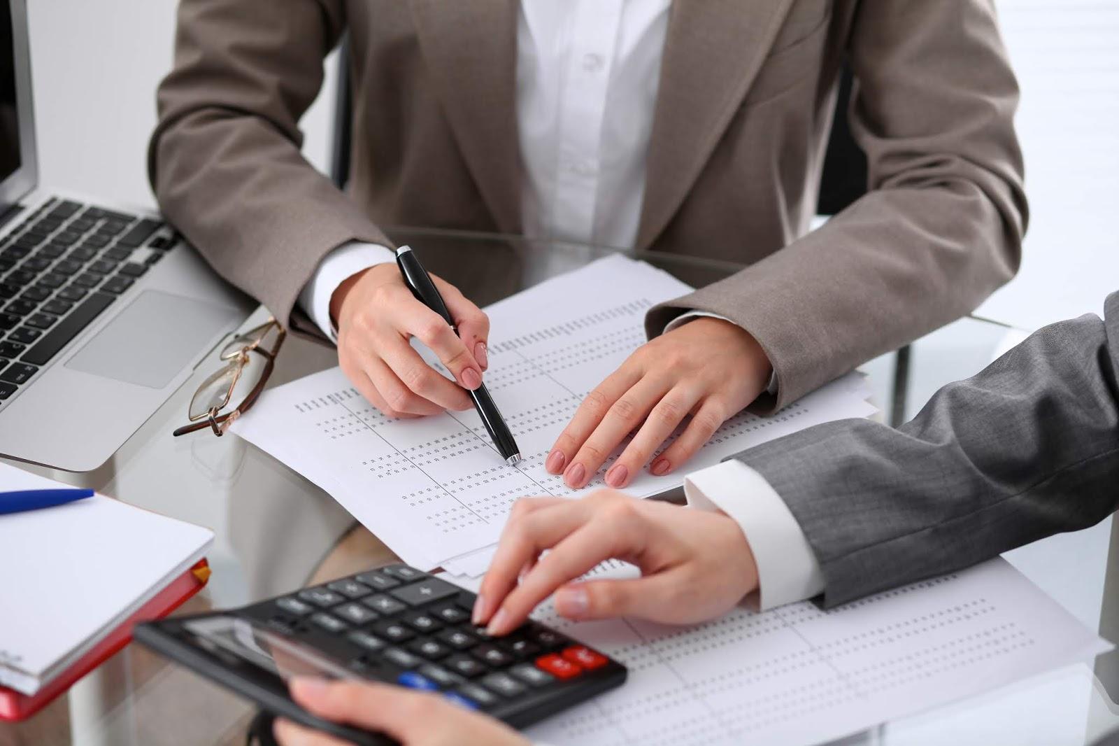 контроль в бухгалтерских услугах